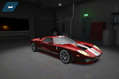 Ford GT Shift 2 Unleashed Mobile