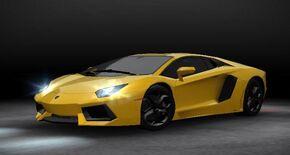 Lamborghini Aventador LP700-4 (Mobile)