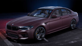 NFSHE App BMW M5F90