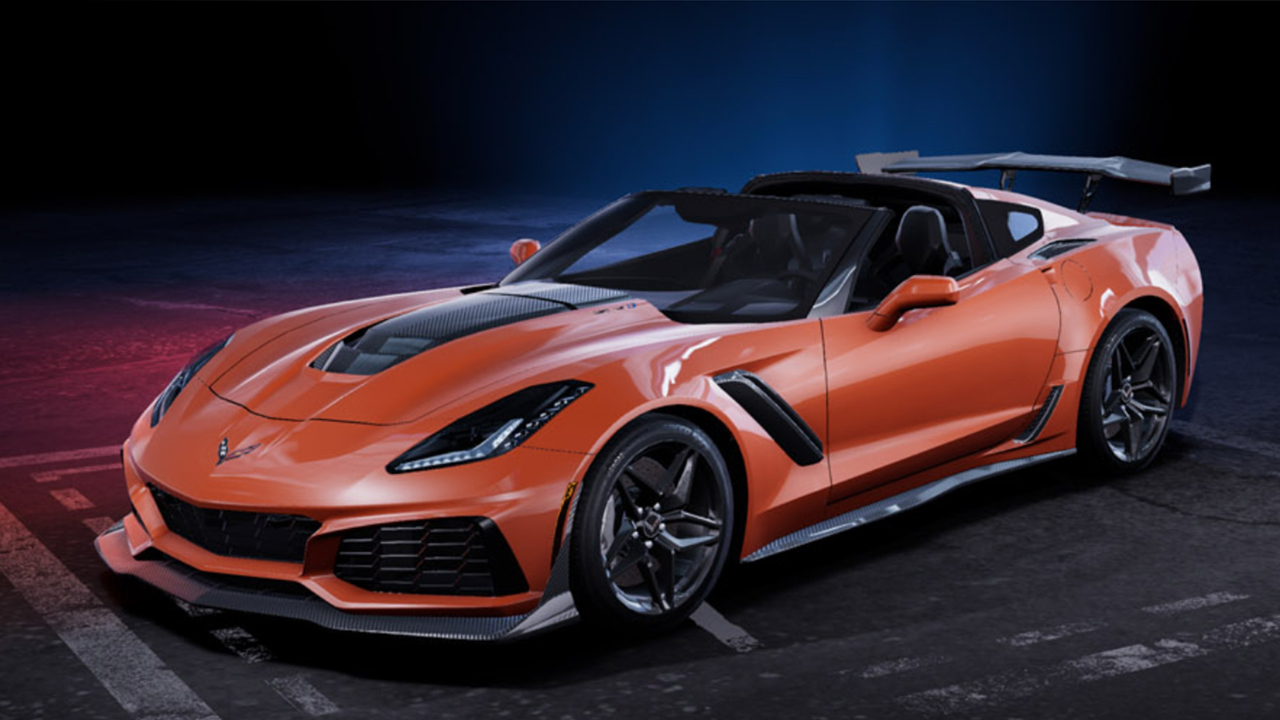 Chevrolet Corvette ZR1 (C7)