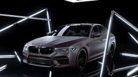NFSHE BMWM5F90 Stock