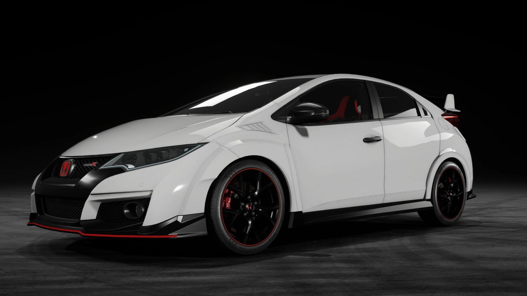 Honda Civic Type-R (FK2)