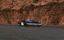 NFSPU Chevrolet Caprice Cop