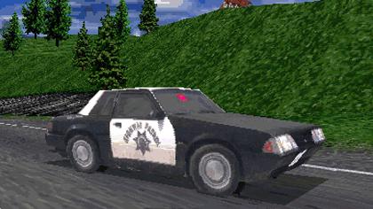 Ford Mustang SSP (Gen. 3)