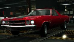 WORLD Chevrolet Camino SS