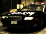 Police Civic Cruiser