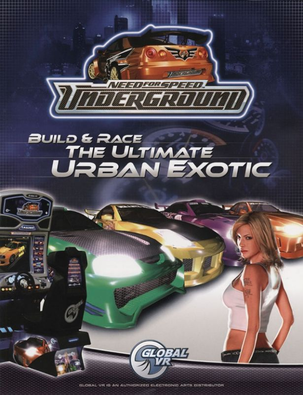 Need for Speed: Underground (Arcade)