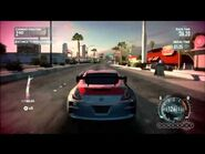 Police Chase - Need for Speed- The Run - Gameplay