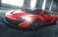 NFSE McLaren P1