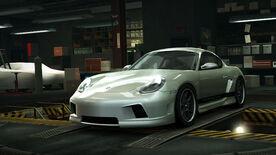 NFSW Porsche Cayman S Lissom