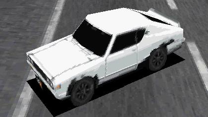 Nissan Skyline 2000GT-R (C110)
