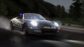 911 Speedster Cop