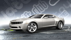 NFSPS Chevrolet Camaro Concept