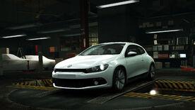 NFSW Volkswagen Scirocco White