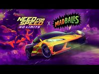 Need for Speed No Limits - Madballs Official Update Trailer