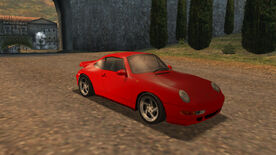 NFSPU PC 911 Turbo 993
