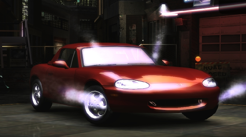 Need for Speed: Underground 2/Car Specialties Shop/Nitrous Purge