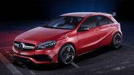 NFSHE App MercedesBenz A45AMG