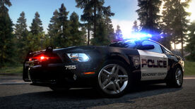 Ford-Shelby-GT500 police nfs hp 2010