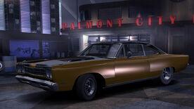 NFSC Plymouth RoadRunner CustomOrange