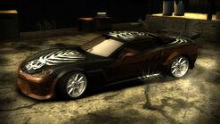 NFSMW Chevrolet Corvette C6 Webster