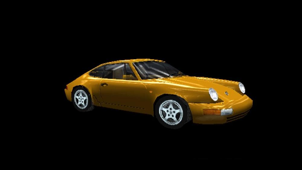 Porsche 911 Carrera RS (964)