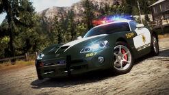 HP2010 Dodge Viper SRT10 2008 Cop