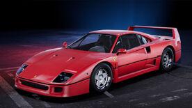 NFSHE App Ferrari F40