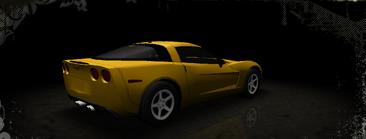 NFSMW510 Chevrolet Corvette C6