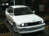 BMW M3 Sport Evolution (E30)