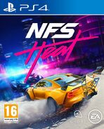 NFSHEAT COVER PS4 PROVISIONAL