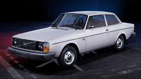 NFSHE App Volvo 242DL