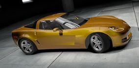 SHIFT2 Chevrolet Corvette C6 Z06