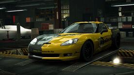 NFSW Chevrolet Corvette Z06 TopGear