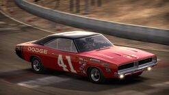 SHIFT Dodge Charger RT 1969