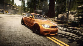 NFSE BMW 1 Series M Coupe