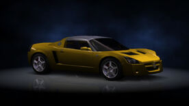 NFSHP2 PS2 Opel Speedster