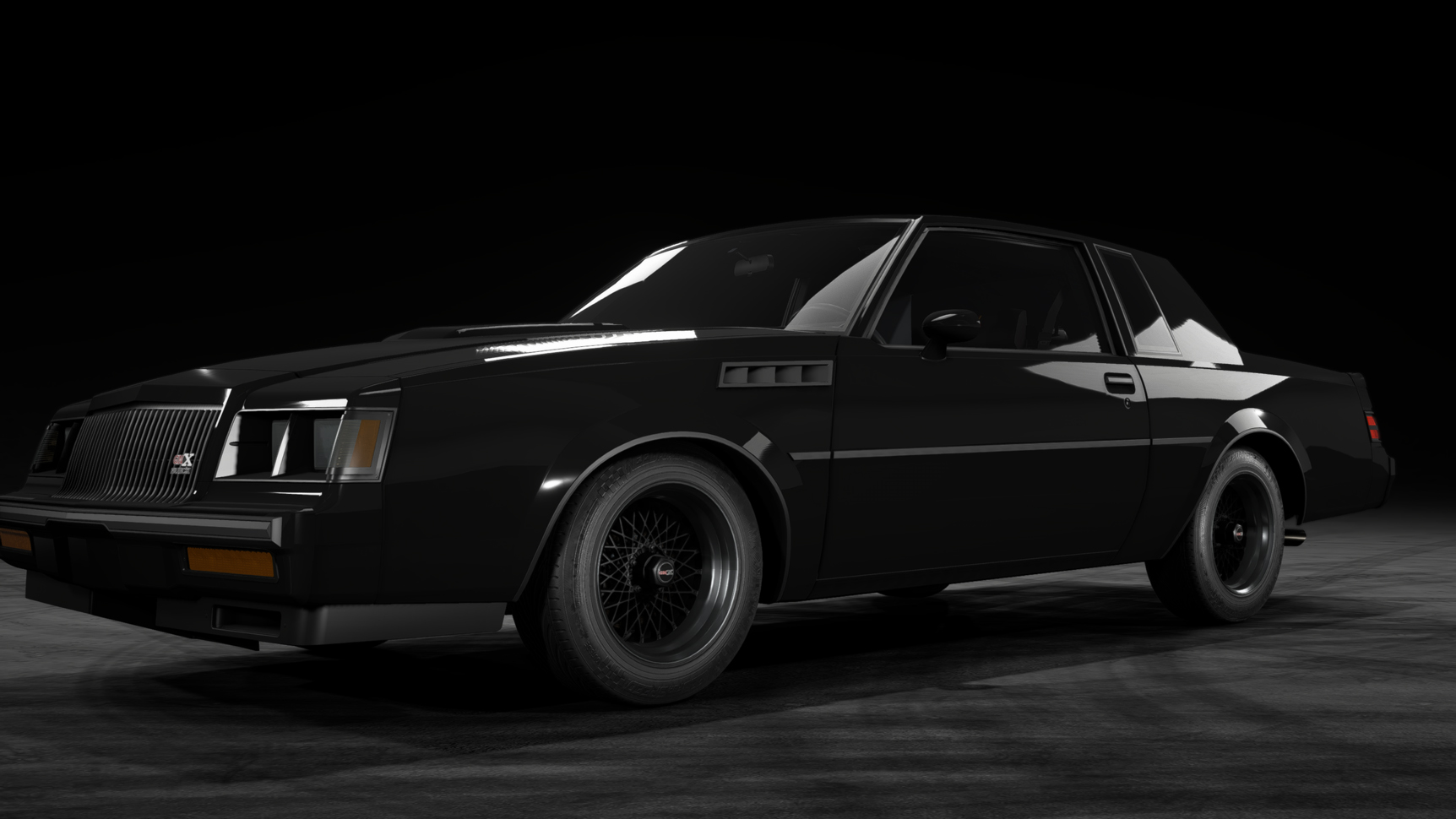Buick Regal GNX (1987)