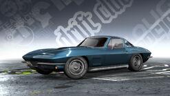 NFSPS Chevrolet Corvette C2