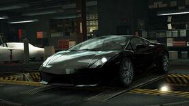 NFSW Lamborghini Gallardo LP560-4 Black