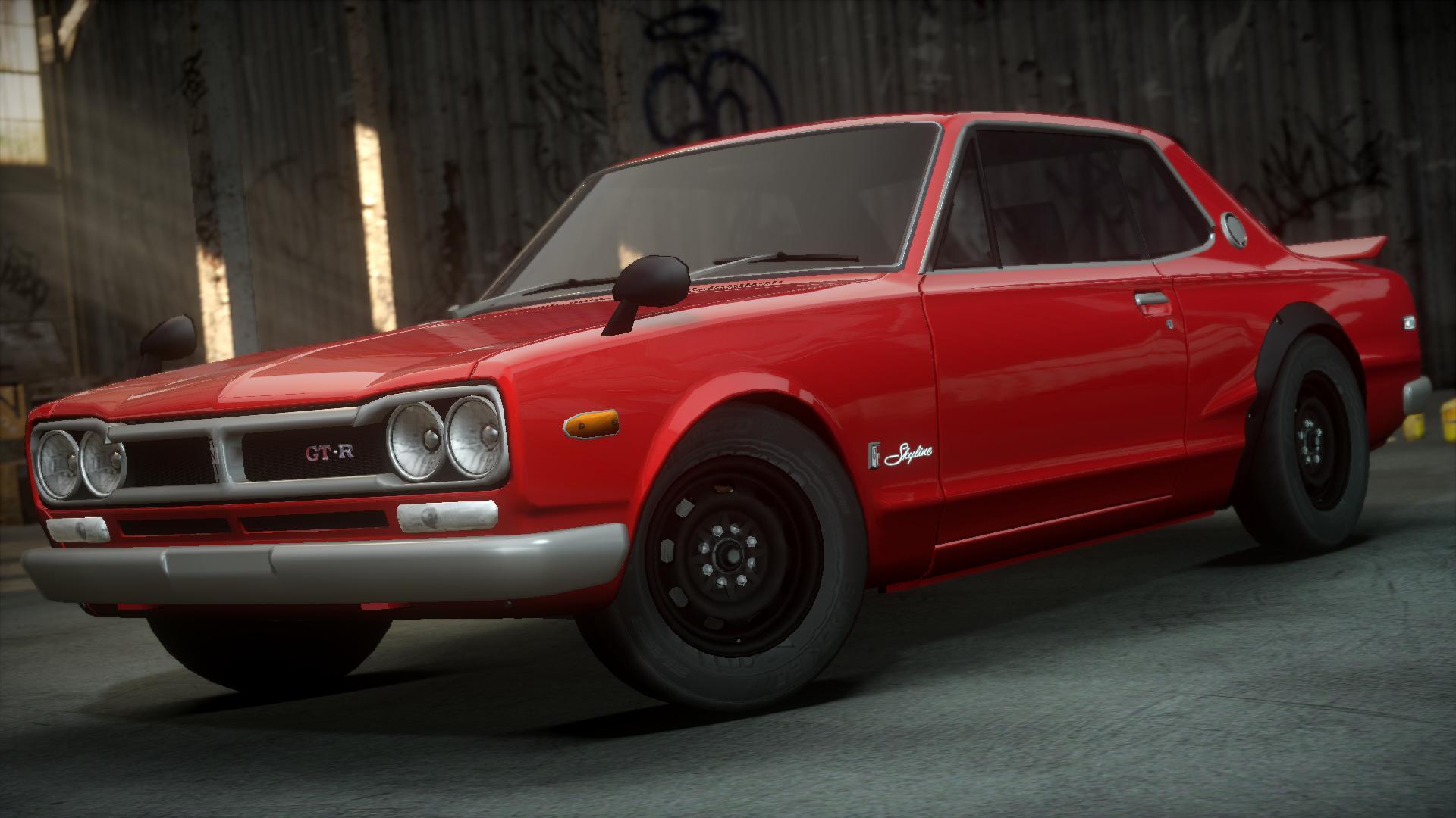 Nissan Skyline 2000GT-R (C10)