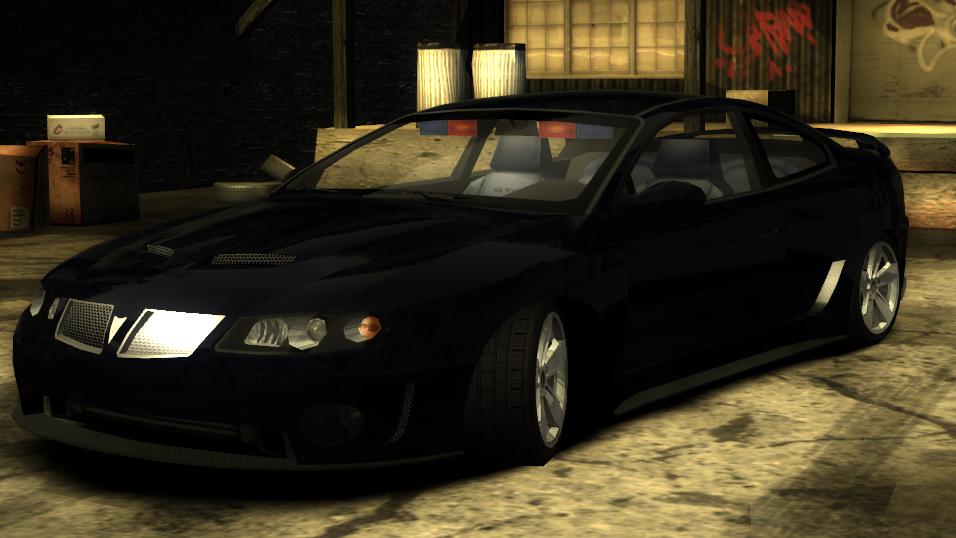 Pontiac GTO State Undercover Cruiser