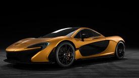 NFSPB McLarenP1 Garage