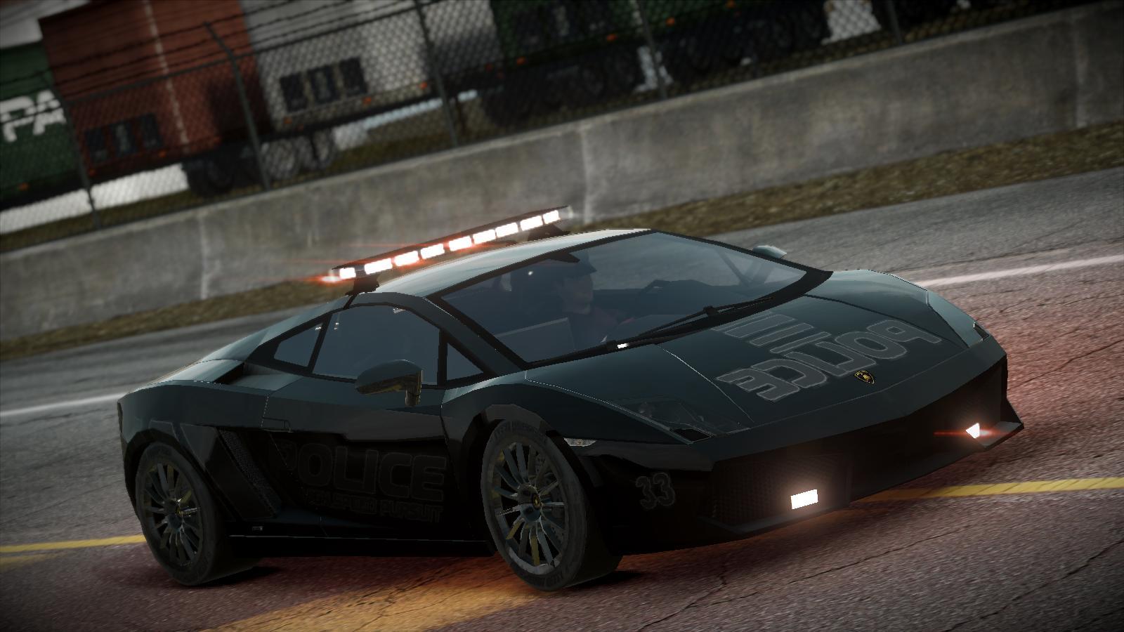 Lamborghini Gallardo LP 550-2 Federal Cruiser