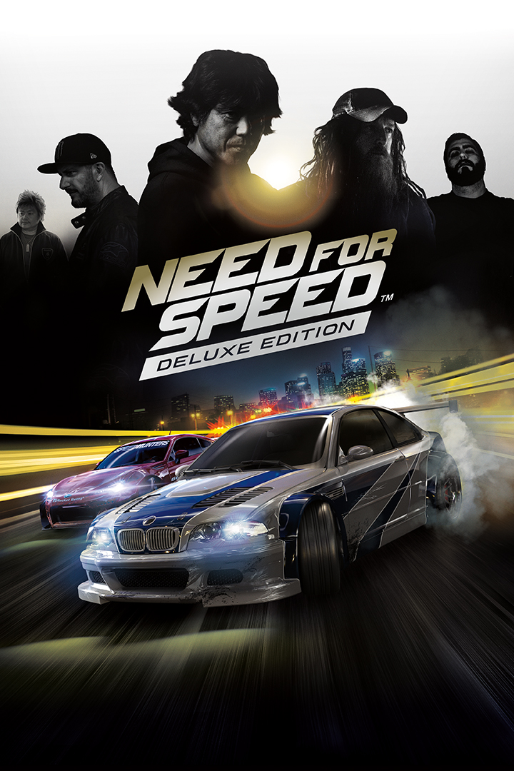 Need for Speed (2015)/Deluxe Edition