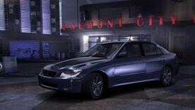 NFSC Lexus IS300 CustomBlue