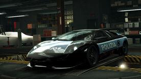 NFSW Lamborghini Murcielago LP640 Cop