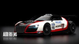 Audi R8 LMS Shift