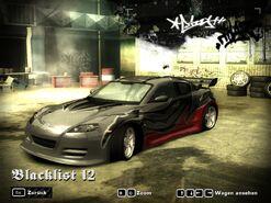 Blacklistcar 12