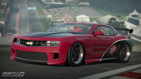 Dr Pepper Edition Chevrolet Camaro SS shift 2 unleashed
